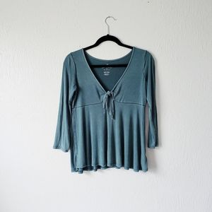 AE soft & sexy baby doll top